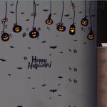 In decal trang trí Halloween đơn giản - In decal trang trí mọi số lượng
