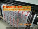 In backlit film Tp.HCM