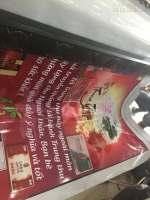 In UV bạt không gân (bạt dày 3.8mm) dùng làm băng rôn, poster, banner quảng cáo treo ngoài trời, treo sự kiện