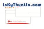In ấn văn phòng - Bao thư cho doanh nghiệp hoàn thiện bộ nhận diện thương hiệu