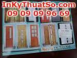 In catalogue uy tín tại quận Phú Nhuận với Công ty In Kỹ Thuật Số