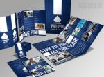 Thiết kế, in ấn catalogue, brochure bánh trung thu cho nhà hàng, quán bánh