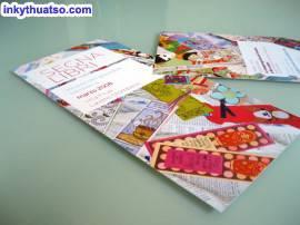 18 mẫu thiết kế Brochure đẹp