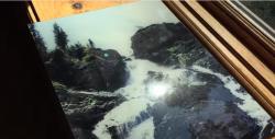 In UV trên chất liệu Mica/Kính/Alu chất lượng cao dùng làm tranh trang trí, quà lưu niệm
