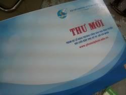 In giấy mời giá rẻ tại TPHCM, gia công cấn bế đẹp, giấy mời sang trọng