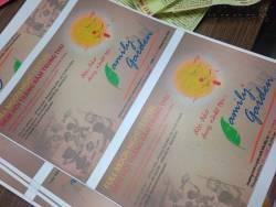 In giấy mời Invitation giá rẻ tại TPHCM, phong cách sang trọng