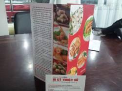 In tờ rơi màu, flyer màu đẹp, giá rẻ TP.HCM - InKyThuatSo.com