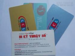 In thẻ nhựa giá rẻ TPHCM