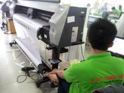 Công ty In Kỹ Thuật Số tuyển dụng Nhân viên Vận hành máy in mực dầu Nhật Bản