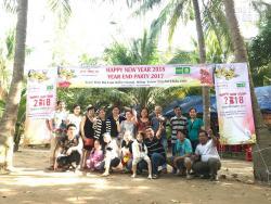 Year End Party & Happy New Year 2018 nhân viên Công ty In Kỹ Thuật Số