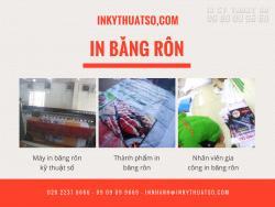 In băng rôn giá rẻ Gò Vấp, Bình Thạnh, Phú Nhuận, Quận 2