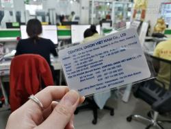 In thẻ nhựa nhân viên TPHCM