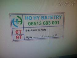 In tem bảo hành lấy ngay TPHCM, cách tính giá in tem tốt nhất
