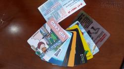 In thẻ nhựa làm thẻ khách