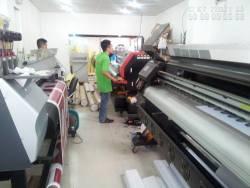 Công ty In Kỹ Thuật Số trang bị máy in Hiflex kỹ thuật cao