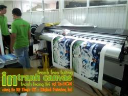 Dịch vụ in tranh canvas chất lượng cao của Công ty TNHH In Kỹ Thuật Số - Digital Printing