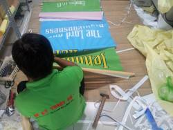 Dịch vụ in vải silk giá rẻ tại Tp.HCM