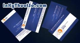 Dịch vụ in nhanh name card