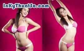 Hot girl Trinh Phạm nóng bỏng sexy với đồ ngủ