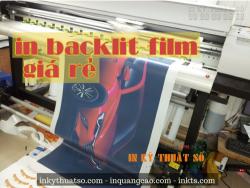 In backlit film rẻ