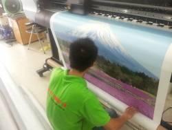 In canvas giá rẻ HCM, in tranh canvas treo tường, in tranh trang trí khổ lớn