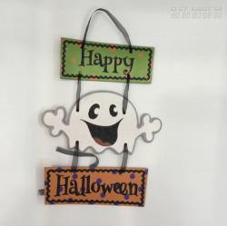 In PP cán format TPHCM làm mô hình con ma Halloween