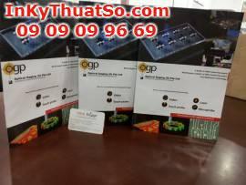 In catalogue giới thiệu sản phẩm chất lượng tại quận Bình Thạnh