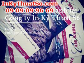 In catalogue nhanh, lấy ngay chất lượng giá tốt tại TPHCM