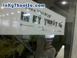 In Decal trong giá rẻ