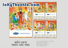 Lịch Quý Tỵ - Phúc Lộc Thọ