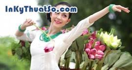 Linh Nga, nồng nàn với sen Việt