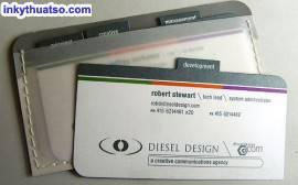 Mẫu Thiết Kế Business Card Ấn Tượng (Phần 4)