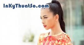 Ngô Thanh Vân quyến rũ với mốt áo tay chuông