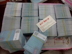 In thẻ nhân viên, in thẻ nhựa giá rẻ TPHCM