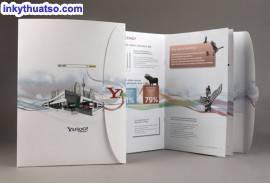 Thiết Kế Brochure Sáng Tạo và Ấn Tượng