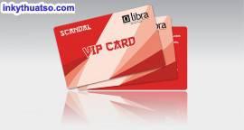 Thiết kế và in Thẻ Vip SCANDAL