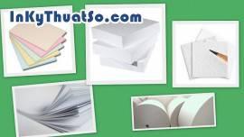 Tìm hiểu các thông số kỹ thuật của giấy trong in ấn