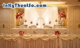 Xây dựng ý tưởng tổ chức cho đám cưới