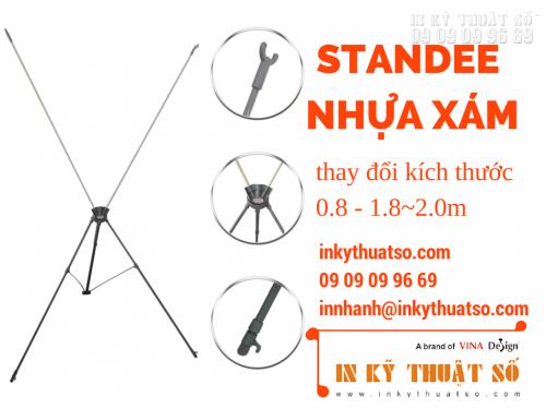 Standee nhựa xám, 761, Nhân Phong, InKyThuatso.com, 13/06/2015 11:30:53