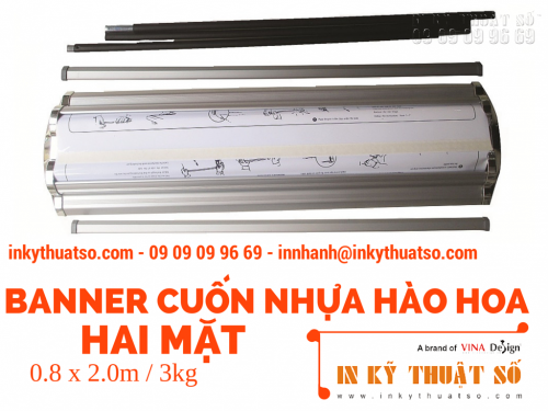 Banner cuốn nhựa hào hoa hai mặt, 799, Huyen Nguyen, InKyThuatso.com, 19/06/2015 13:53:36