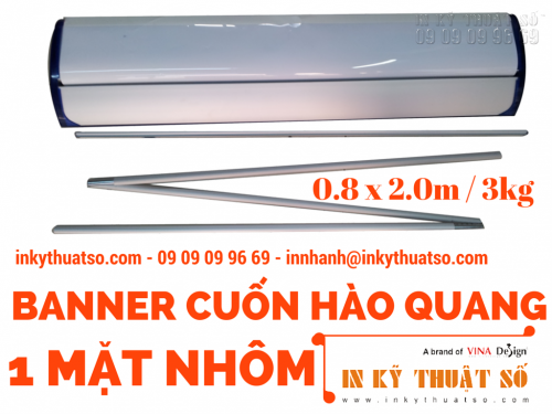 Banner cuốn hào quang một mặt nhôm, 801, Huyen Nguyen, InKyThuatso.com, 19/06/2015 14:16:08