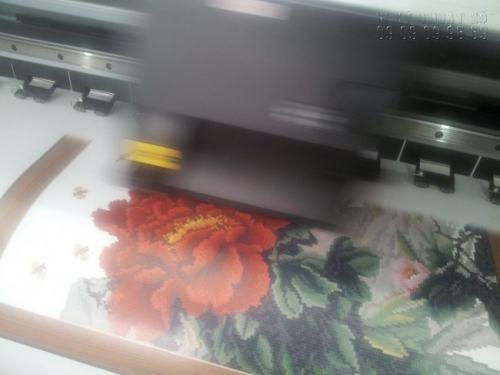 In ấn trên máy Mimaki