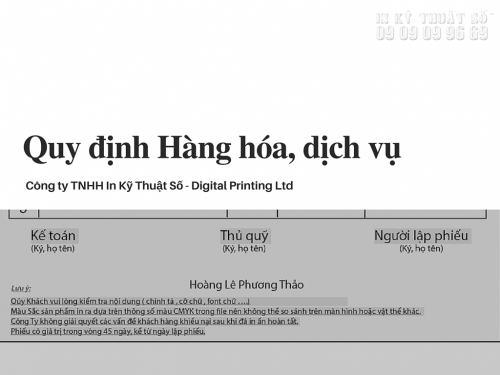 Quy định về hàng hóa, dịch vụ - Privacy Policy, 867, Huyen Nguyen, InKyThuatso.com, 05/07/2016 12:53:50
