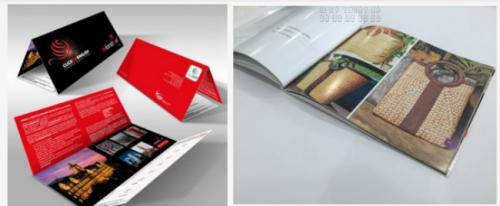 In ấn brochure và catalogue tại In Kỹ Thuật Số