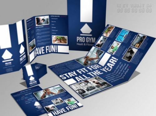 Thiết kế in ấn brochure đẹp tại In Kỹ Thuật Số