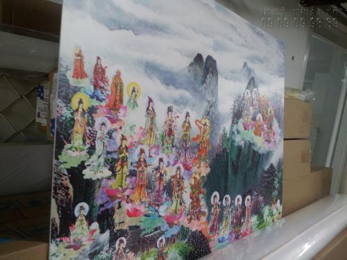 In tranh Phật, in tranh thờ Phật trong nhà, 908, Nguyễn Liên, InKyThuatso.com, 08/08/2016 17:13:01