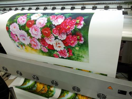 Tranh in canvas 3D phong thủy, trang trí phòng khách đẹp, 919, Nguyễn Liên, InKyThuatso.com, 23/08/2016 14:45:00