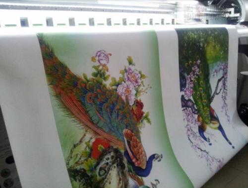 In tranh sơn dầu canvas tất cả các loại với hình ảnh sắc nét, nhìn như thật