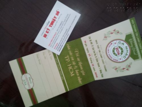 In thiệp mời, thiệp mừng, thiệp chúc mừng sinh nhật, thư mời các loại với chất lượng siêu nét, hỗ trợ thiết kế độc đáo tại In Kỹ Thuật Số