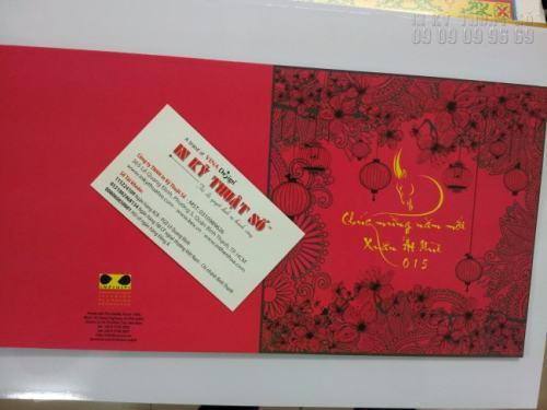 In thiệp chúc mừng ngày Nhà giáo Việt Nam 20/11, in thiệp mời sinh nhật, in thiệp mừng Tết nguyên đán, in thiệp mừng Xuân,... trên nền giấy mỹ thuật cao cấp, thành phẩm tuyệt đẹp
